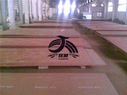 锦州Hardox400耐磨钢板:贸易商高价接货意愿不强 库存也不理想 耐磨板哪里销售